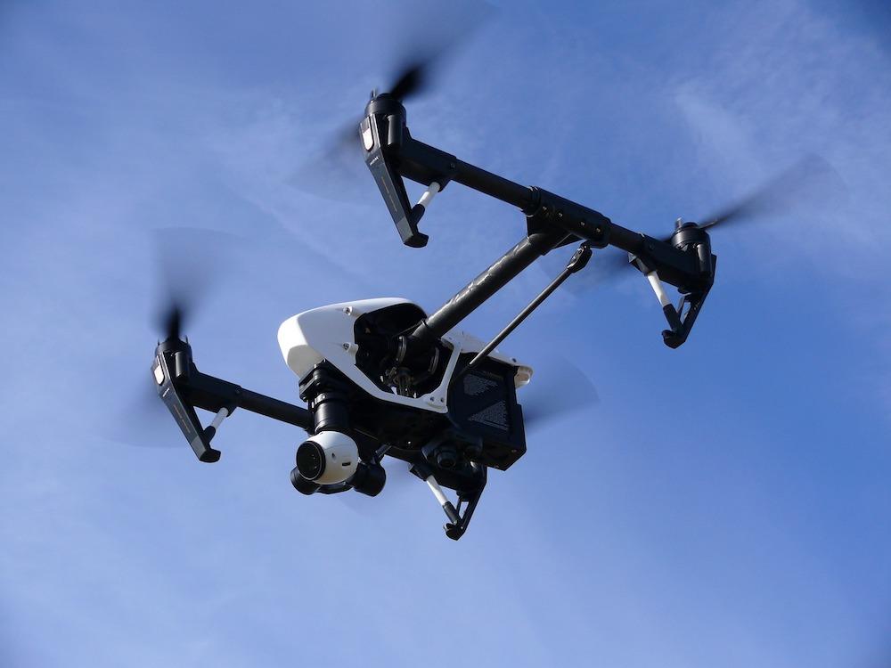 aplicaciones de drones en construccion