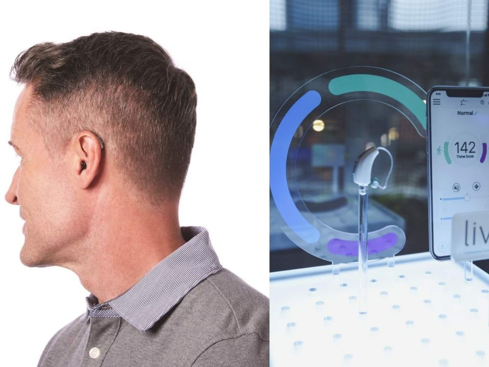 audífonos inteligencia artificial