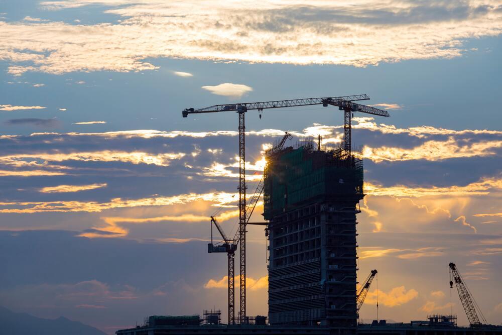 Construcción, panorama