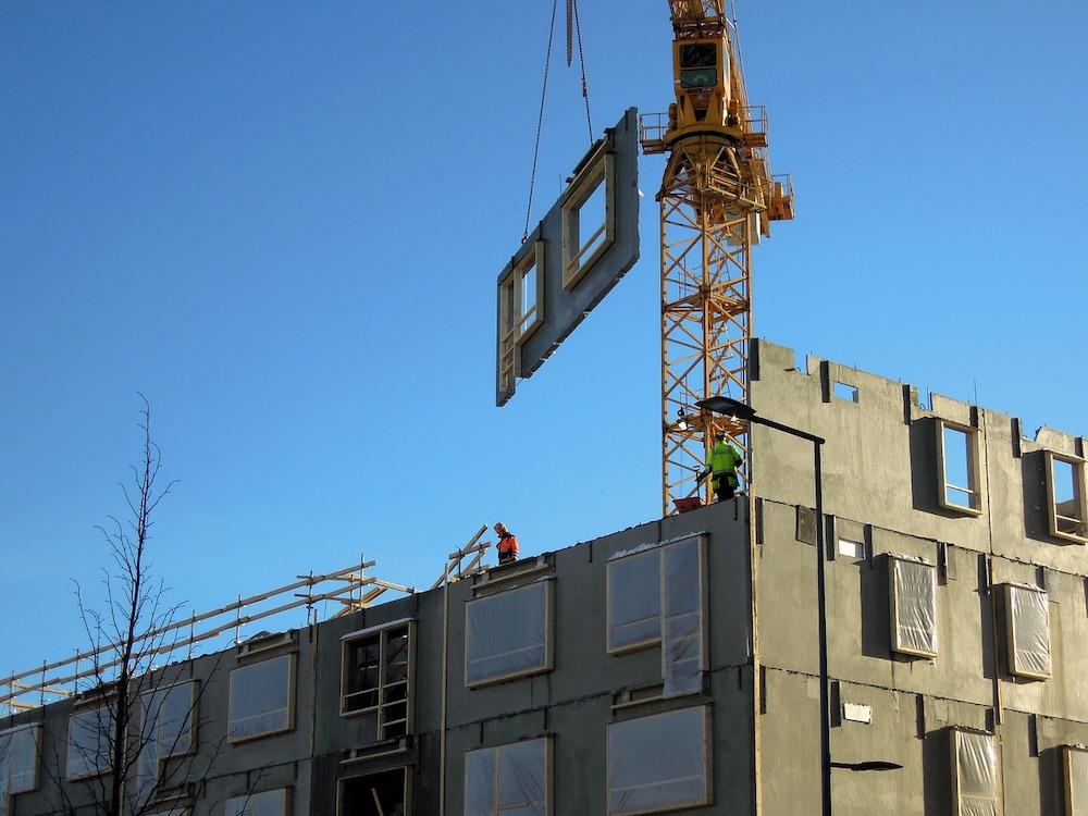 construccion residencial con prefabricados