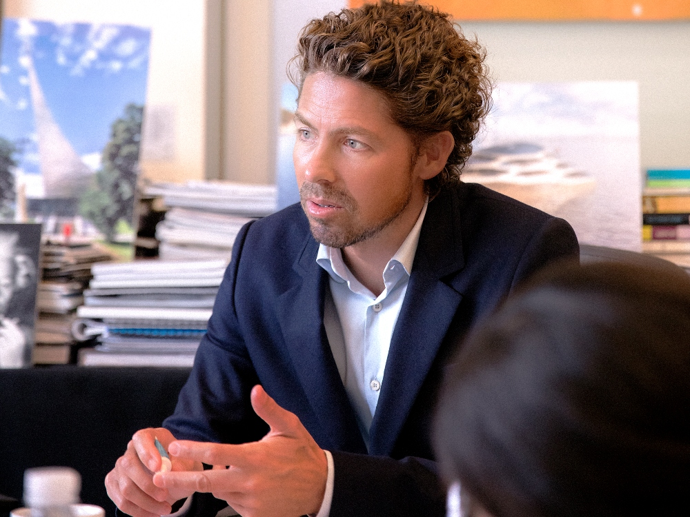 Fernando Romero, arquitecto *