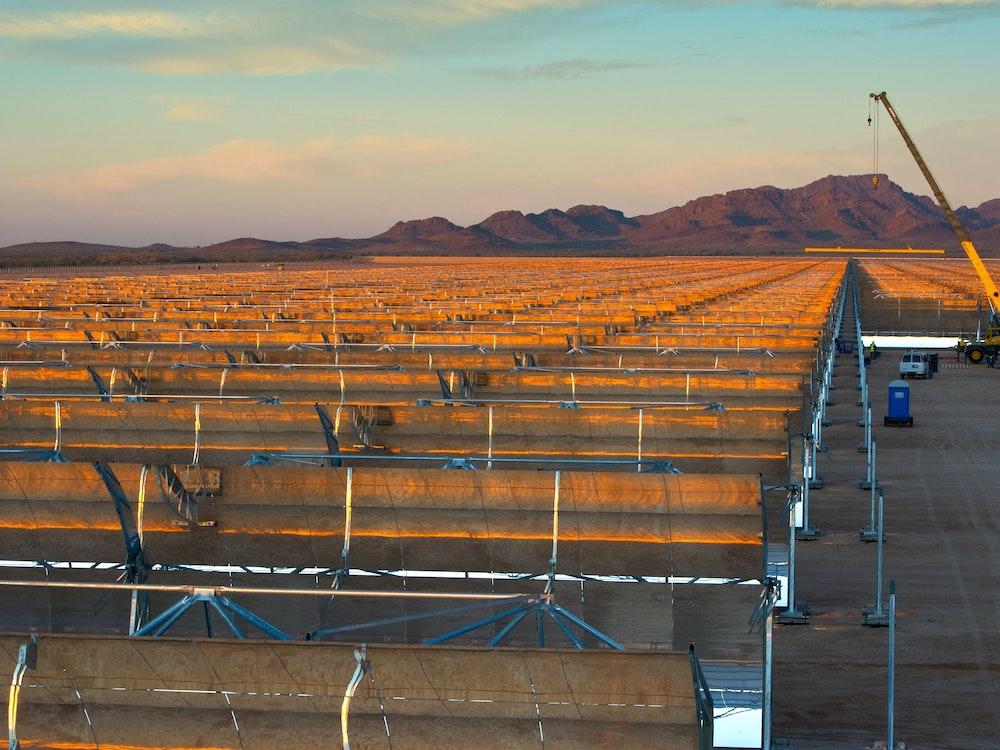 incentivar la energia solar termica urge