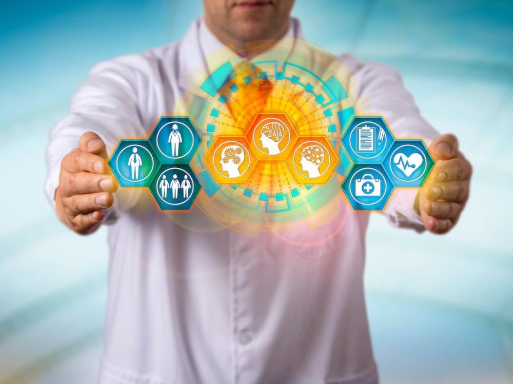 integración de datos salud