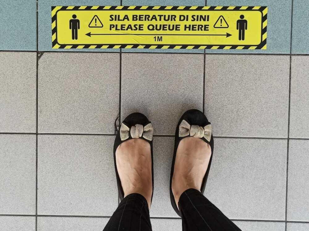 limpieza calzado de proteccion