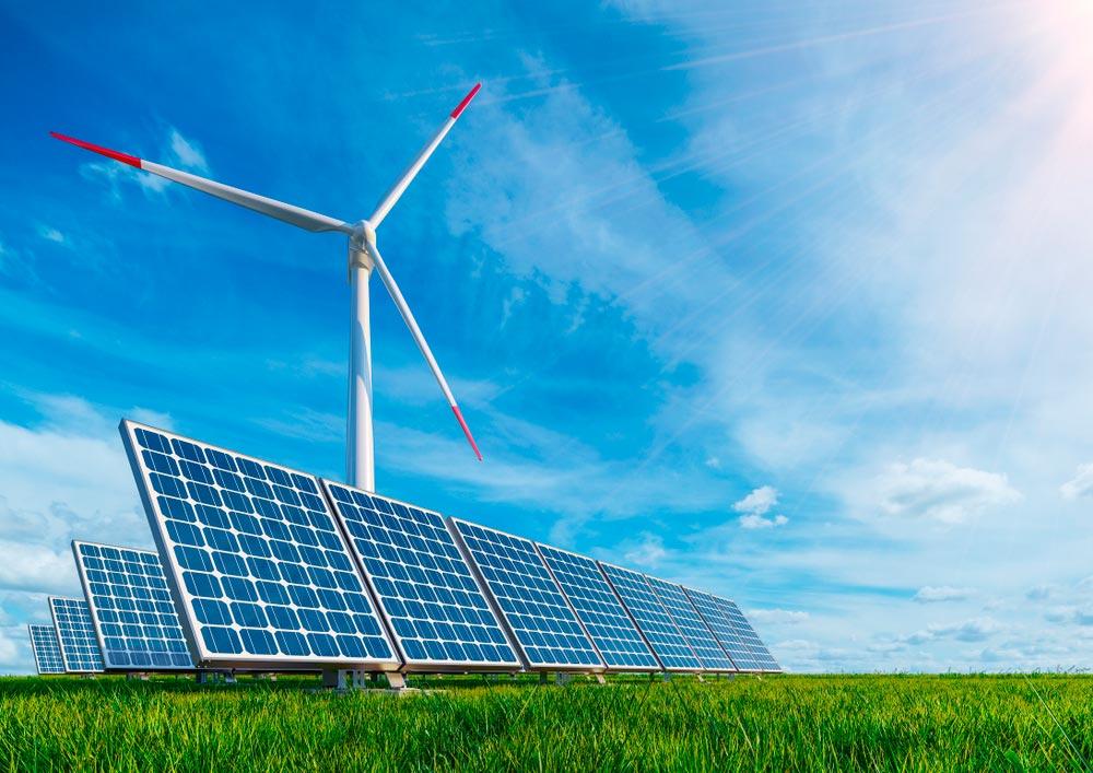 parque solar híbrido