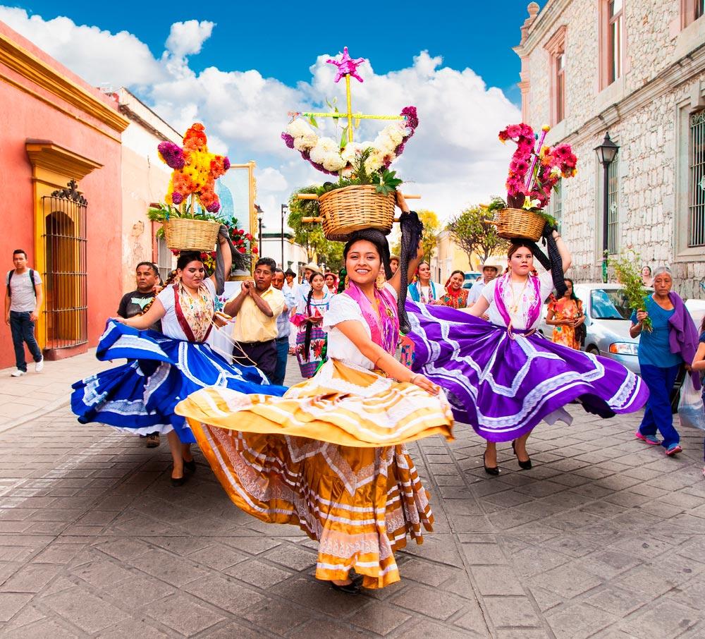 Oaxaca es uno de los destinos favoritos de los turistas.