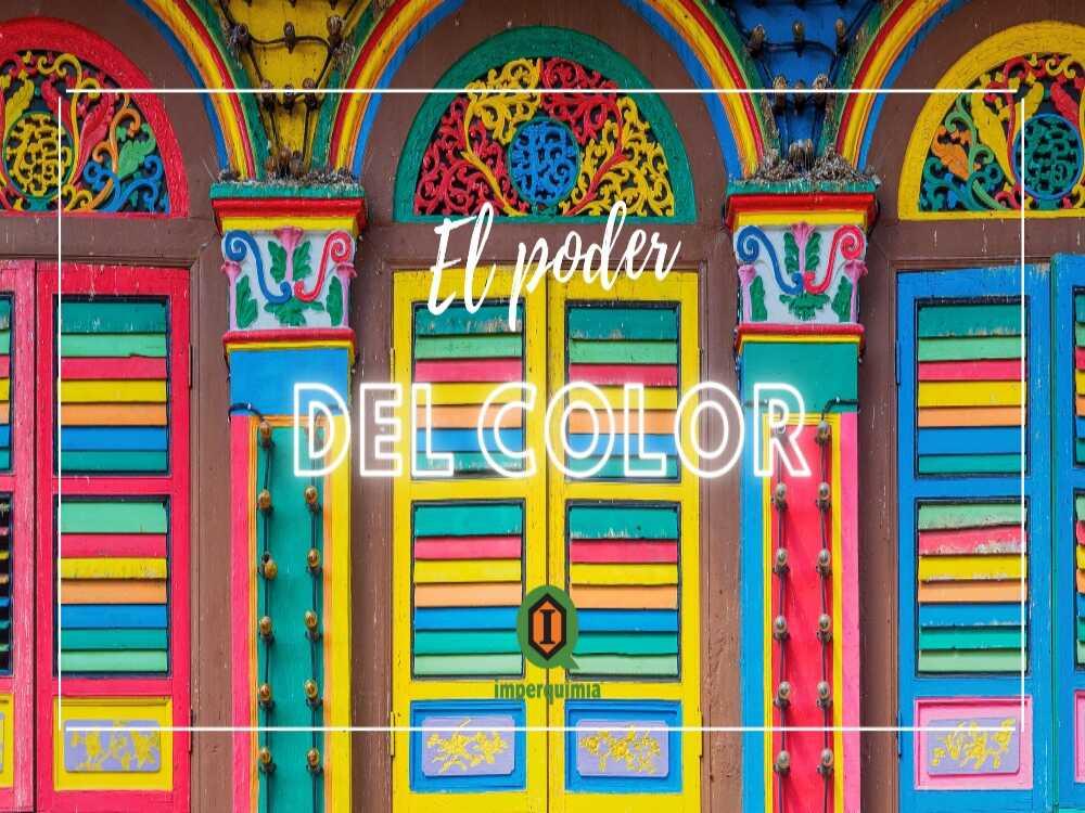 poder color,