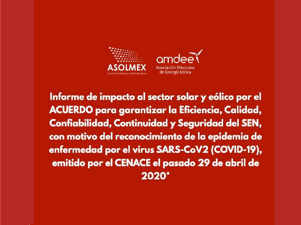 Portada Informe Asolmex Amdee