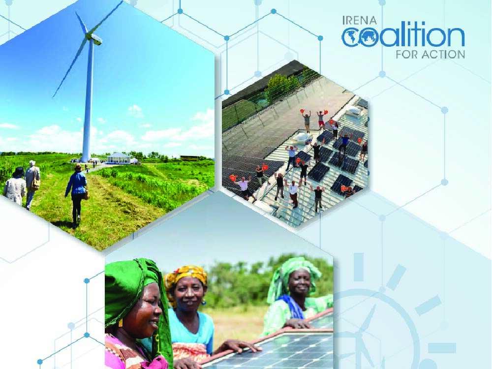 Portada Informe IRENA Energia Comunitaria