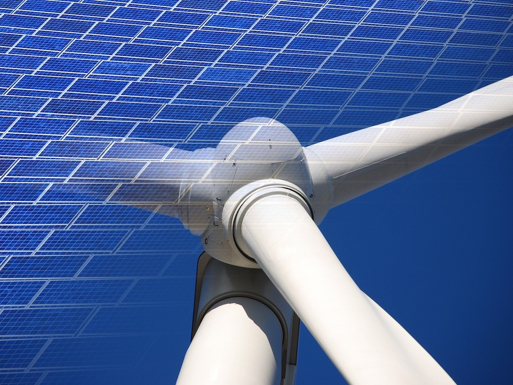 Potencial de proyectos hibridos en energia