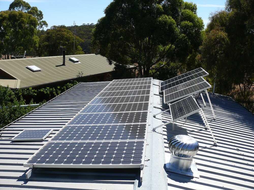 techos solares objetivo del gobierno