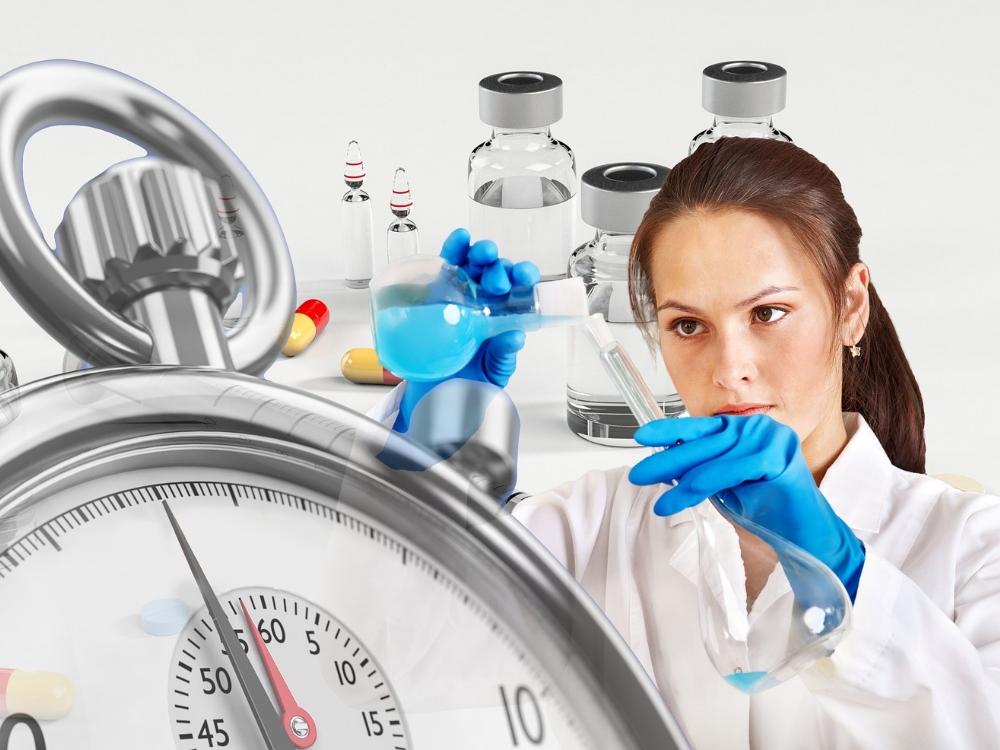 vacunas y dispositivos médicos covid