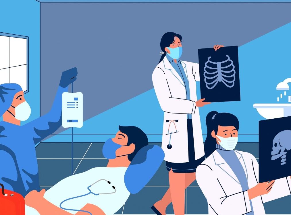 atención pacientes post covid