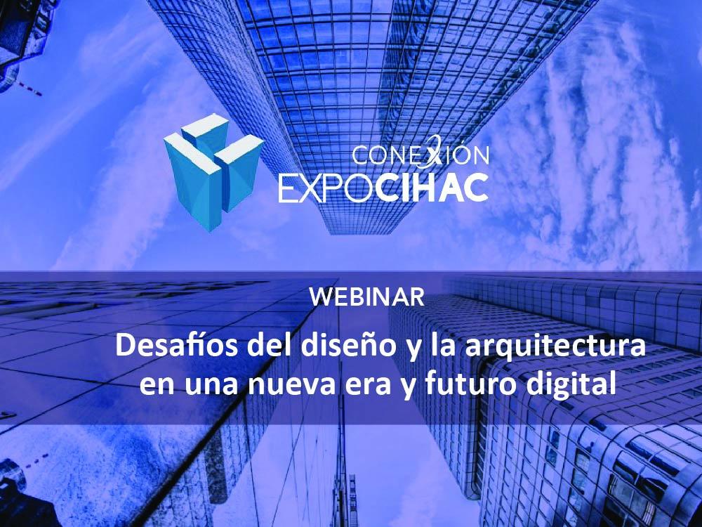 webinar  nuevos desafios de la arquitectura